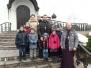 Поездка в храм мученика Уара
