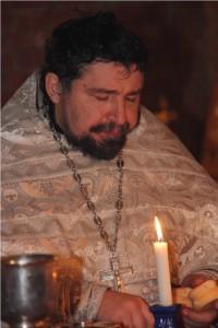 Иерей Александр Сеферьянц